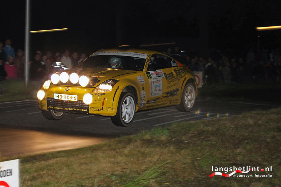 Hellendoorn rally 2011